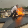 Rawlings 'catches' fire to mark 31st December