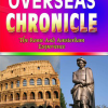 Book Review: Overseas Chronicle – The Rome and Amsterdam Experience By Joel Savage