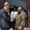 German foreign minister commends Akufo-Addo