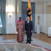 Ghana's Ambassador to Germany Presents Letters of Accreditation in Berlin