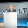"Dr Dieter Zetsche at the Annual Shareholders' Meeting: ""We are going new ways to new strengths."""