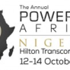 Nigeria's Power, Finance and Energy Investors to Meet with Government in Abuja this October