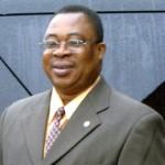 The writer, Dr Michael J.K. Bokor