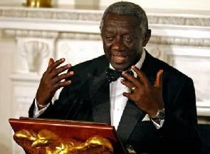 President John Agyekum Kufour
