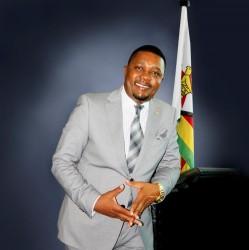 Zimbabwe Tourism Minister Dr Walter Mzembi