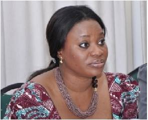 Charlotte Kesson-Smith Osei, Ghana's Electoral Commissioner