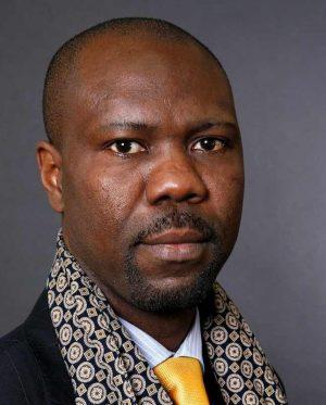 Kenneth Gbandi, newly-elected Chair of NIDOE