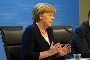 Bundeskanzlerin Angela Merkel/Foto: BPA