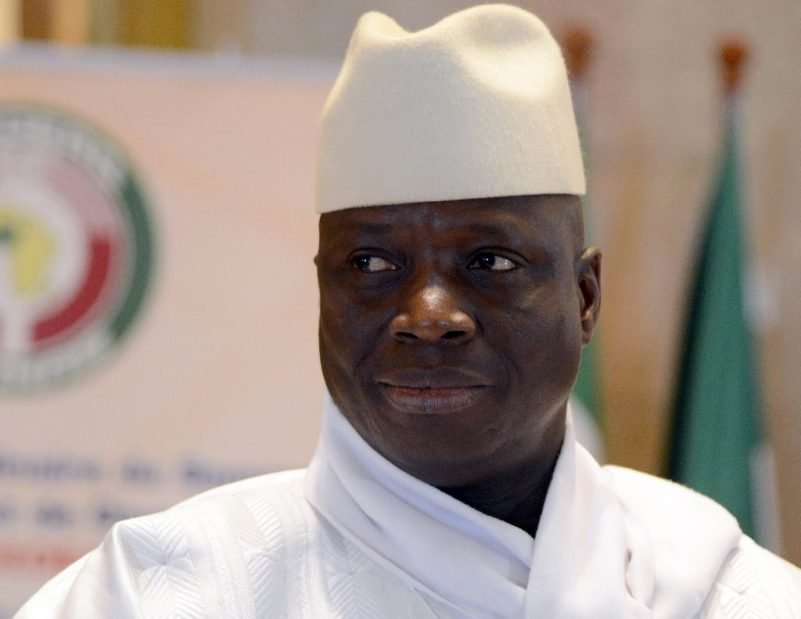 The Gambia politics, ECOWAS, African Union, Senegal