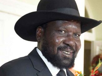 Salva Kiir Mayardit, South Sudan,