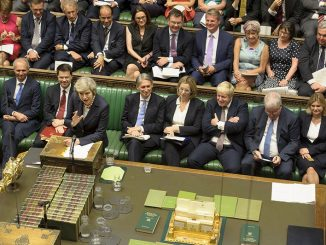 The British government in the House of Commons/Photo: UK Parliament/Flickr