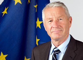 Council of Europe Secretary General, Mr Thorbjørn Jagland/Photo: CoE