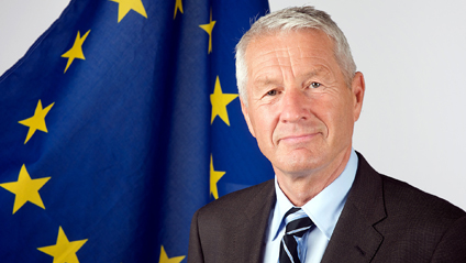 Council of Europe Secretary General, Mr Thorbjørn Jagland/Photo: CoE