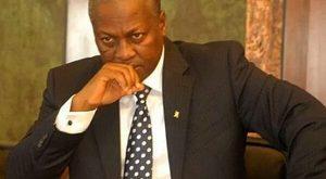 John Dramani Mahama Politics Ghana