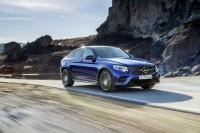 Mecedes-Benz GLC-Coupe´brilliantblau/Photo: Mecedes