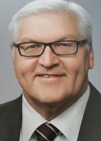 German Foreign Minister Frank-Walter Steinmeier/BPA