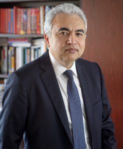 Dr Fatih Birol, Exekutivdirektor der Internationalen Energieagentur (IEA)/Foto: IEA