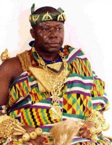 Otumfuo Osei Tutu II, Asantehene