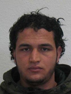 Anis Amri, Berlin Truck attack suspect/Photo: BKA