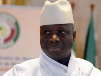 The Gambia politics, ECOWAS, African Union, Senegal
