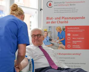 Charite Blutspenden
